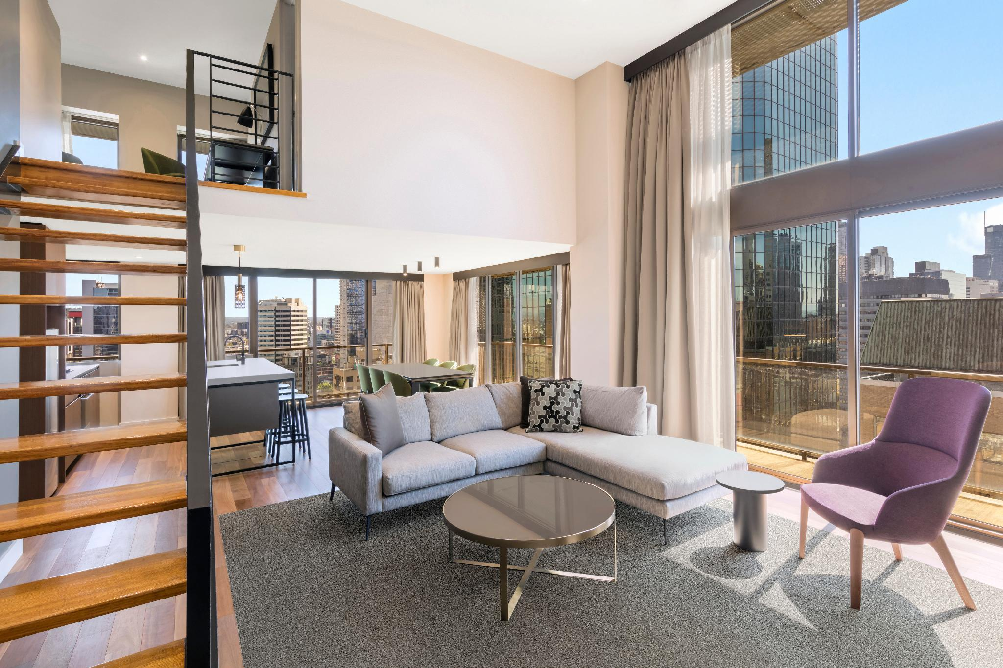 Adina Apartment Hotel Melbourne Serviced apartment - Deals ...