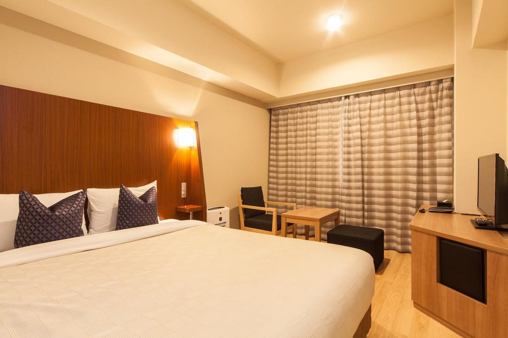 Standard Double Room - Adult Only, Smoking - Room plan Sakura Terrace