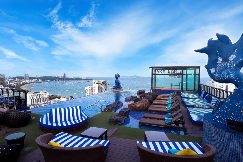 Siam @ Siam Design Hotel Pattaya, Pattaya   Best Price Guarantee - Mobile Bookings & Live Chat