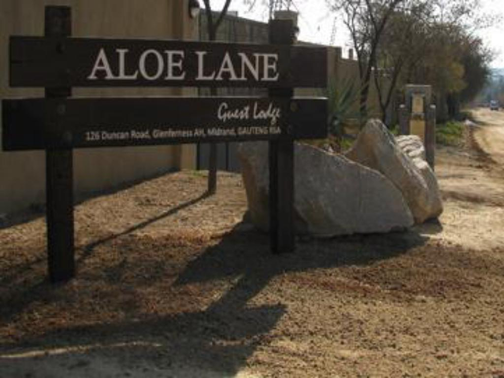 More about Aloe Lane Guest Lodge