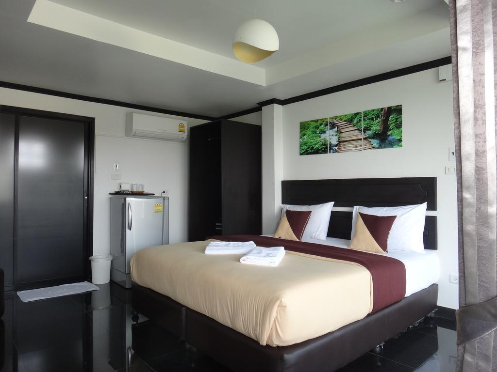 1 Deluxe Double Room with Sea View