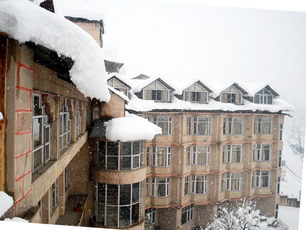 Exterior view Hotel The Manali Inn