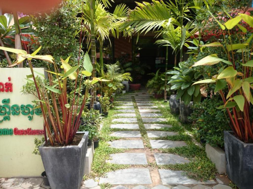 Siem Reap Green Home Guesthouse