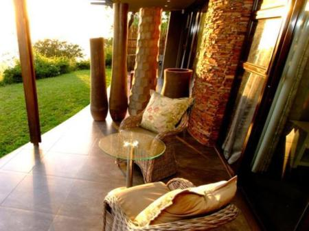 Balkon/teras Infinity View Boutique Guesthouse