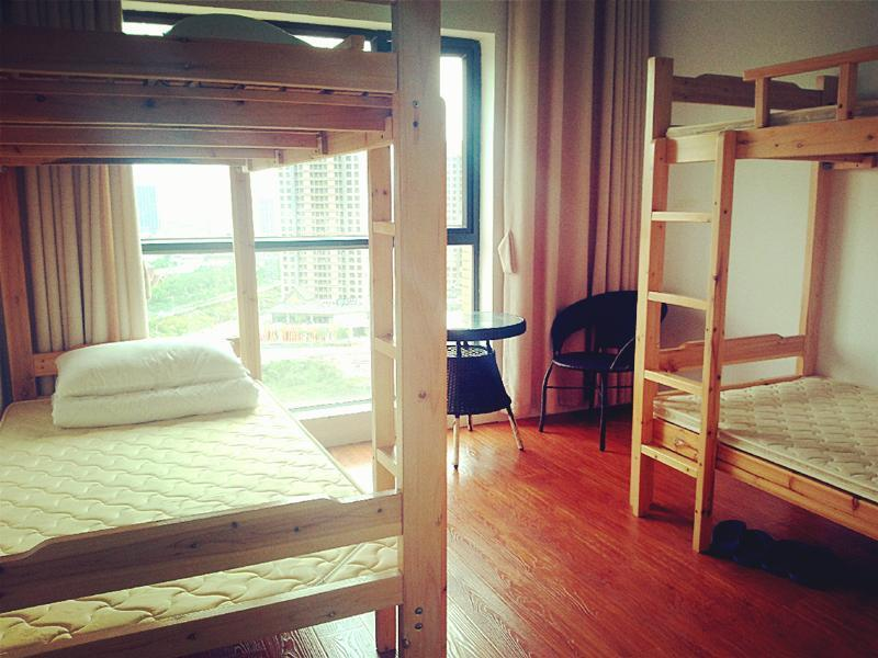 1 osoba u 4-krevetnoj spavaonici - samo za žene (1 Person in 4-Bed Dormitory - Female Only)