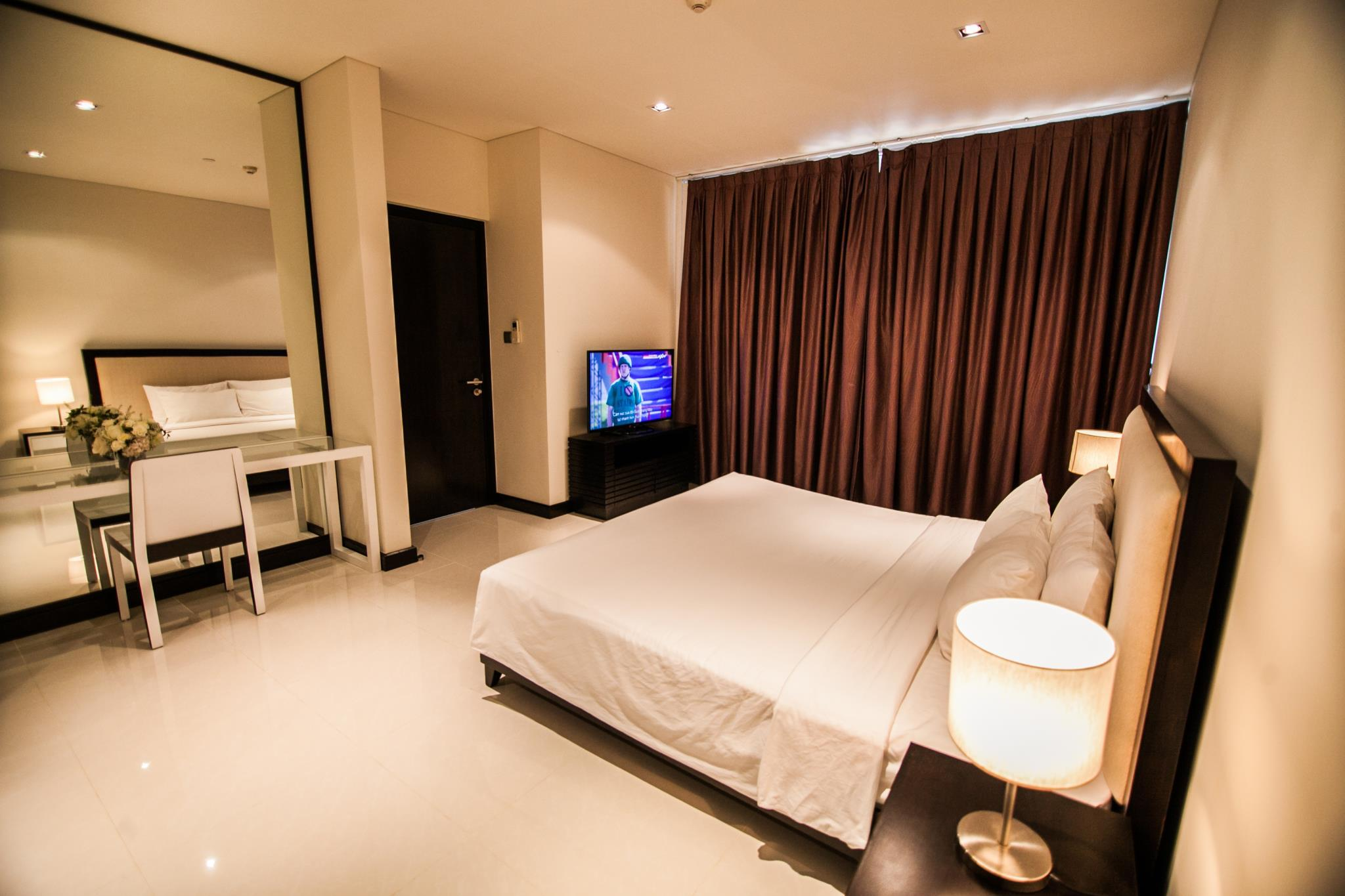 Suite Executive 1 Phòng Ngủ (1 Bedroom Executive Suite)