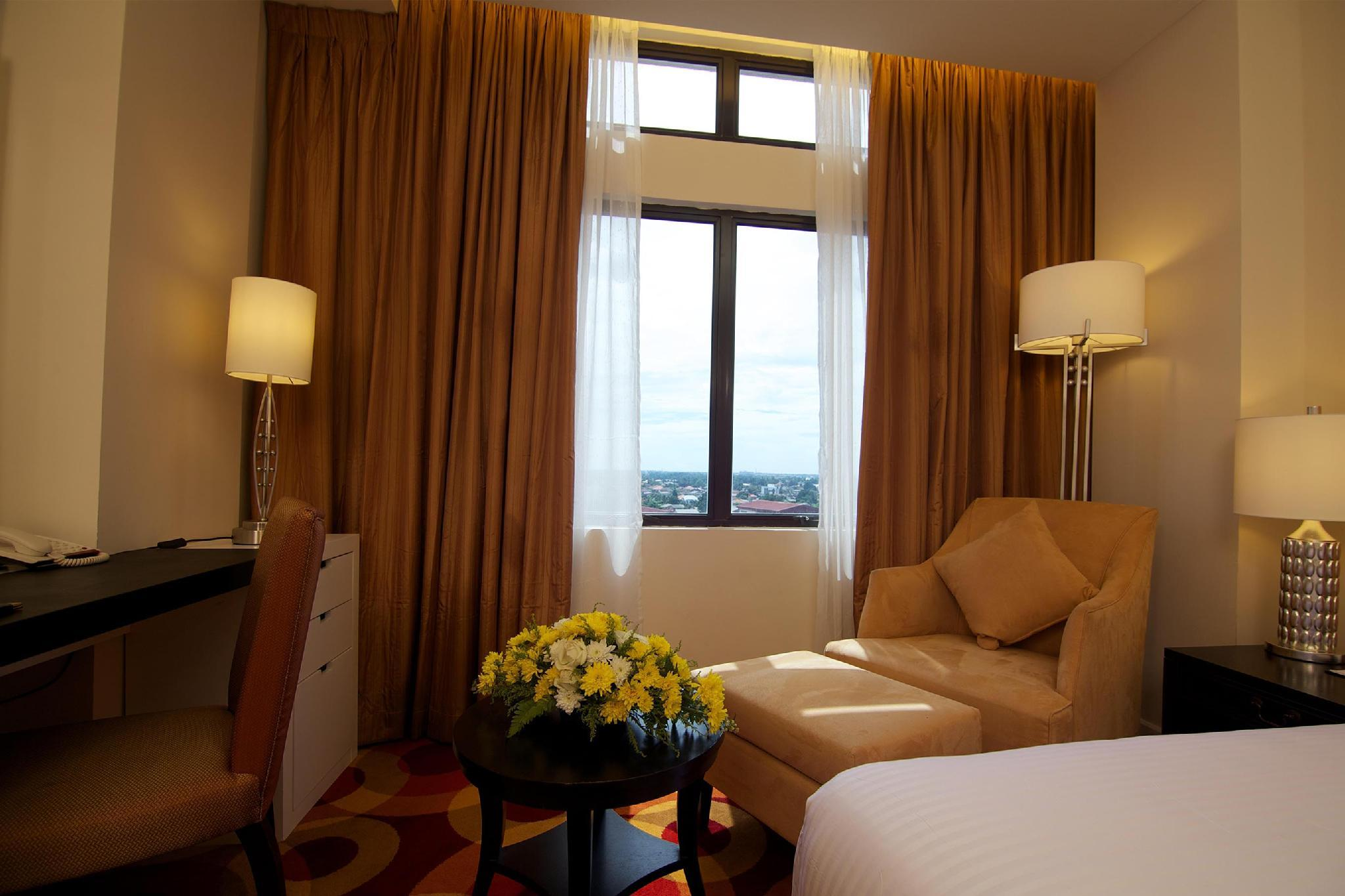 Bilik Perdana Eksekutif Twin (Perdana Executive Twin Room)