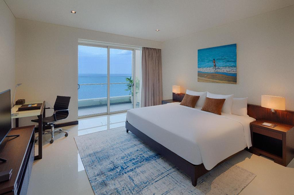 3 Bedroom Apartment - Guestroom The Costa Nha Trang Residences
