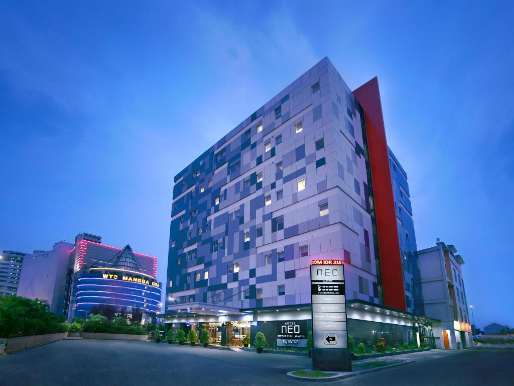More About Hotel Neo Mangga Dua Square
