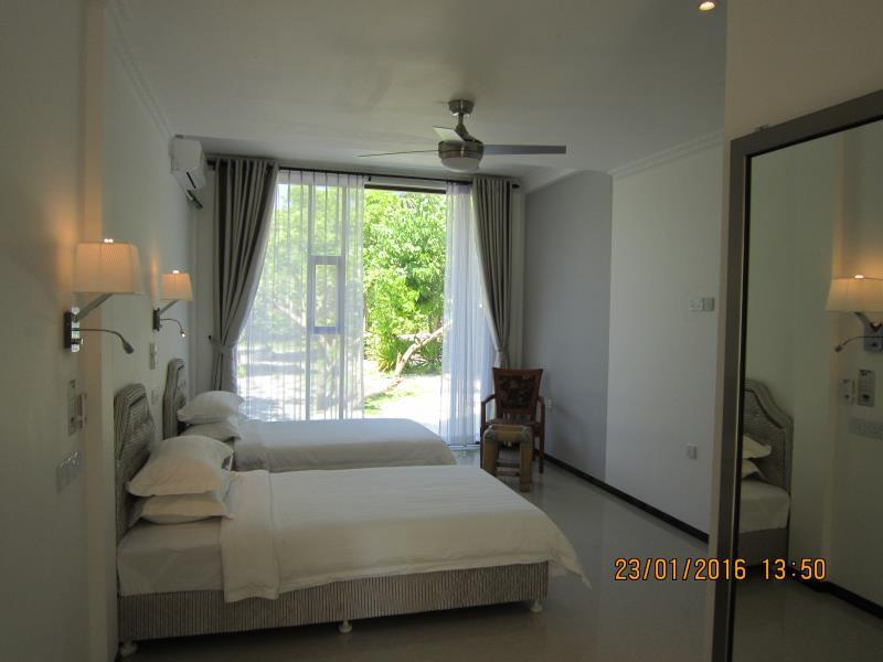 Ocean View Room with 2 Double Beds
