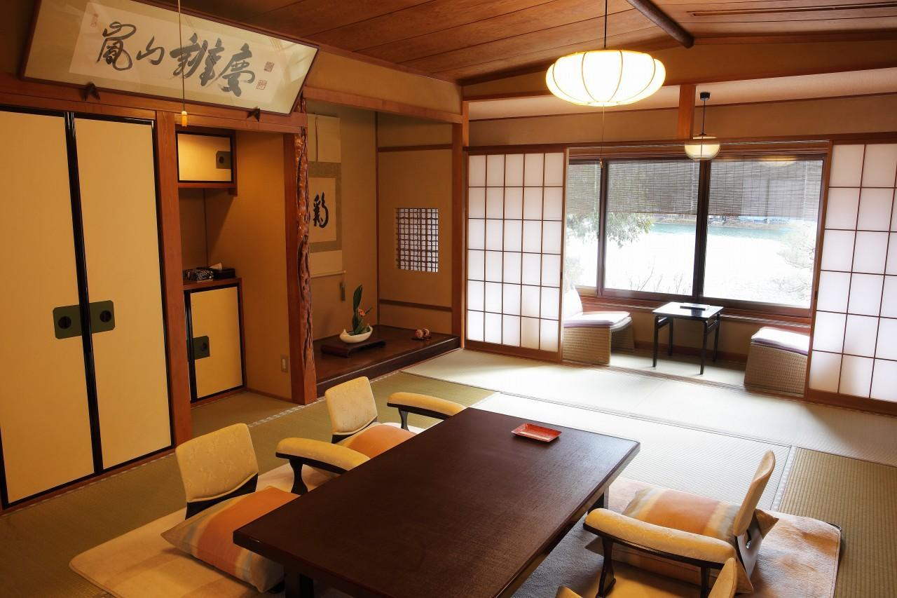 Complete Self-Service - Japanese Style Room with Private Hot Spring Bath