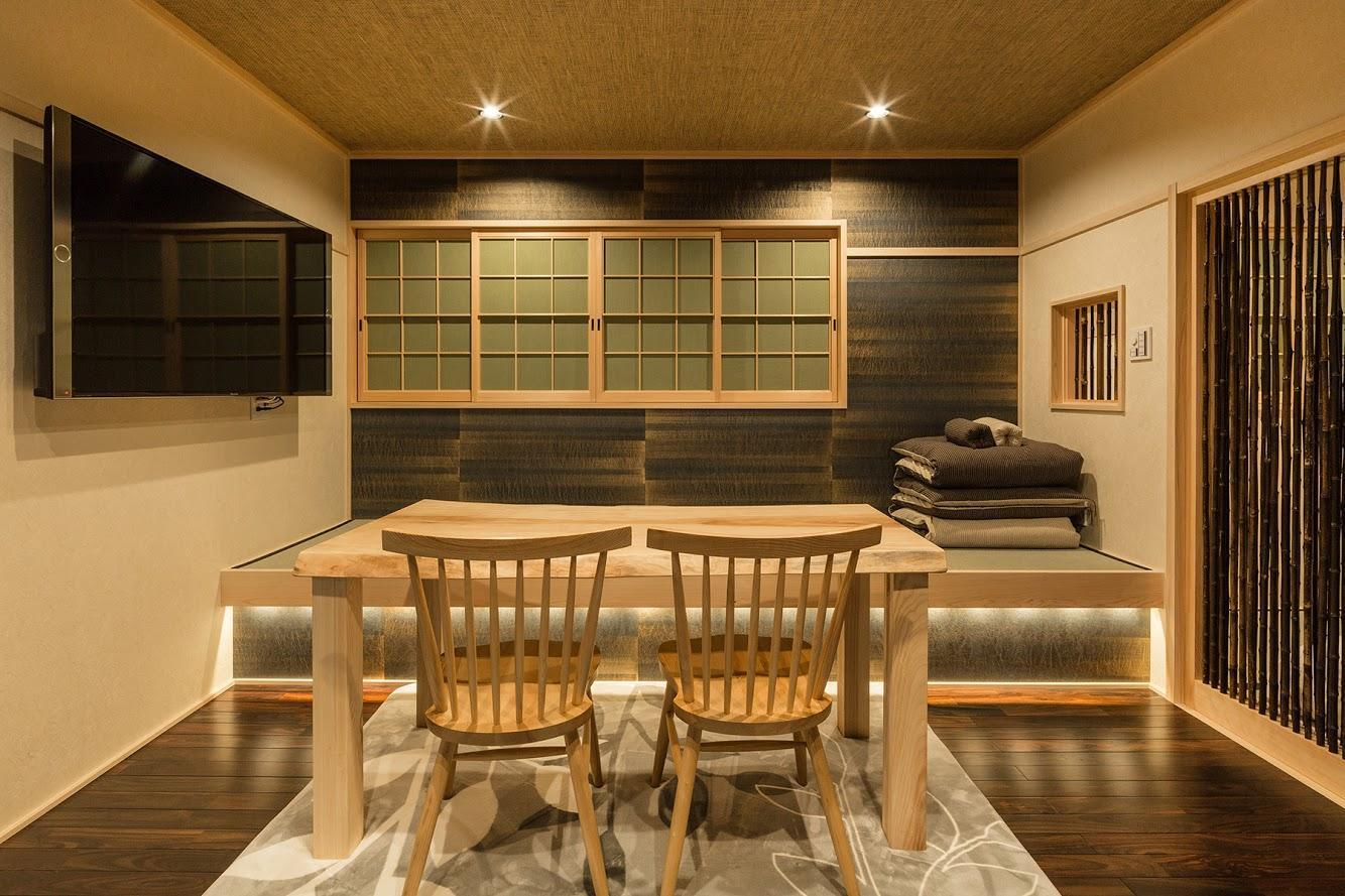 Complete Self-Service - Western Style Room with Private Hot Spring Bath