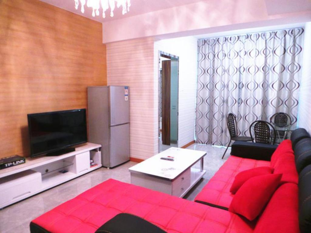 2 Bedroom Apartment - Guestroom Huijia Apartment Dongmen Shop