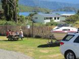 Waikawa Bay Holiday Park and Parks Motel