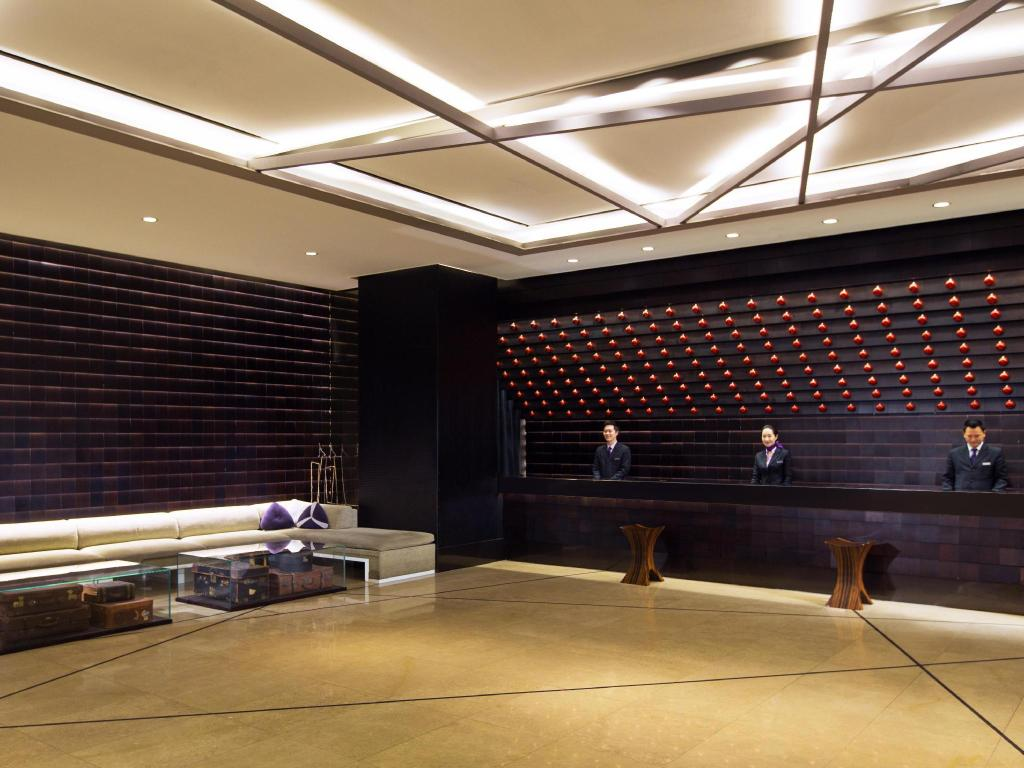 Lobby THE PLAZA Seoul, Autograph Collection