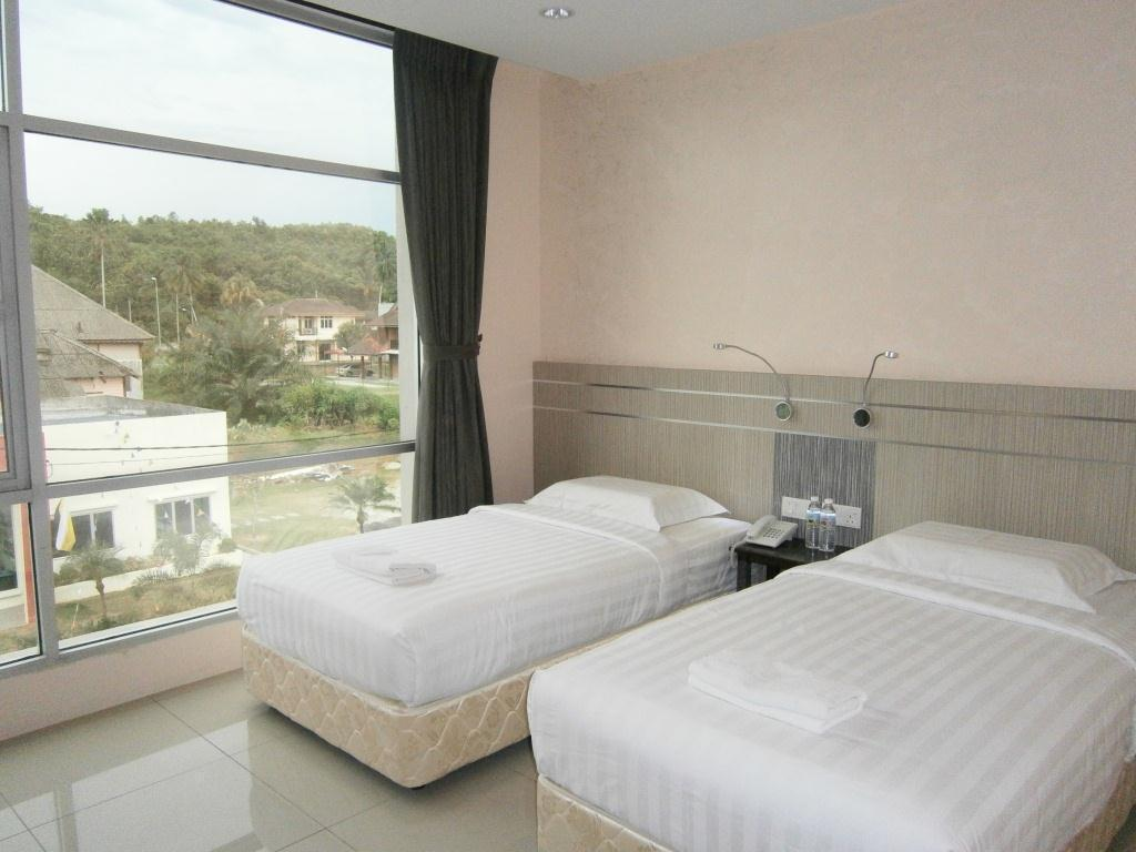 Standard Single Twin - Bed Hotel Kawan