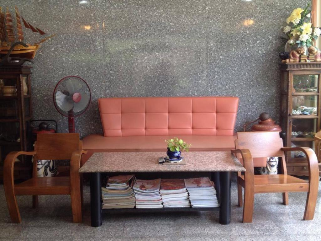 Lobby Muang Khon Guest House