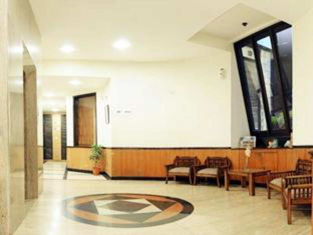 Interior view Hotel Pallavi West