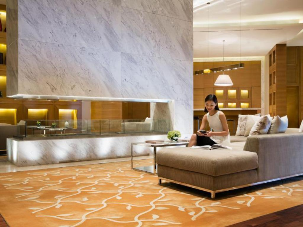 Interno JW Marriott Hotel Hanoi