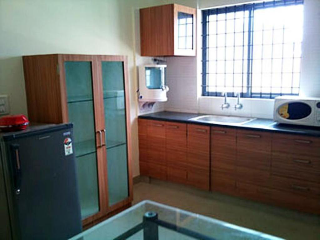 kitchen Transit Homestay Hosur Road