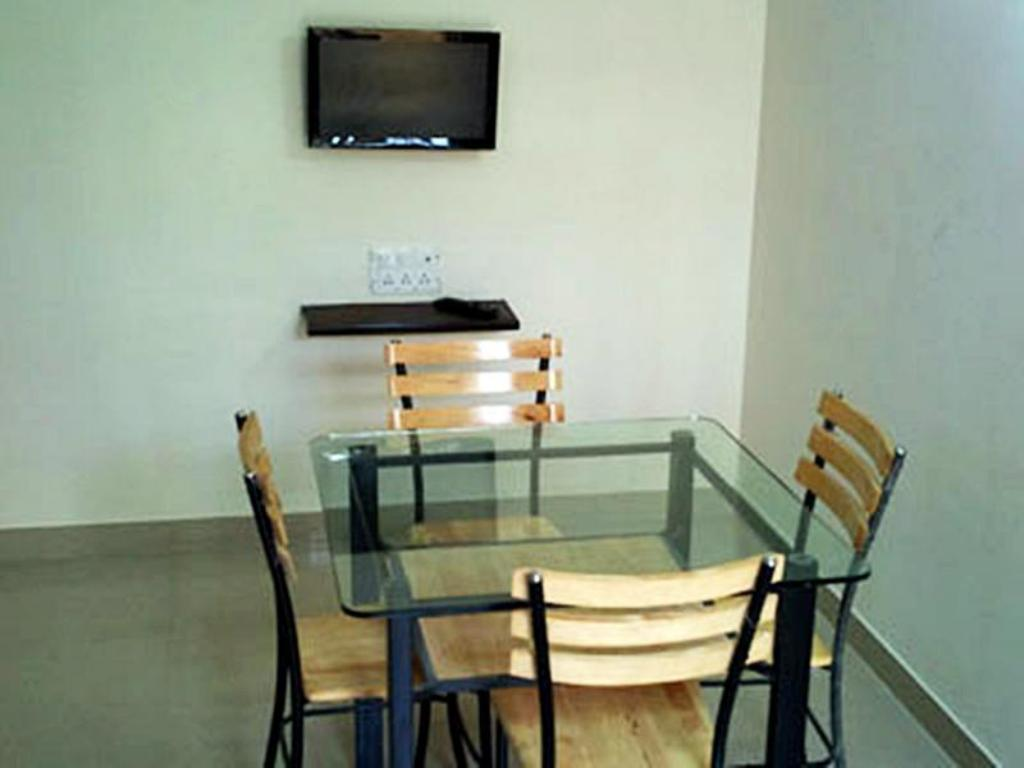 Interior view Transit Homestay Hosur Road