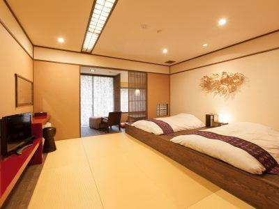 Soba u japanskom stilu za 3 osobe (Japanese Style Room for 3 People)