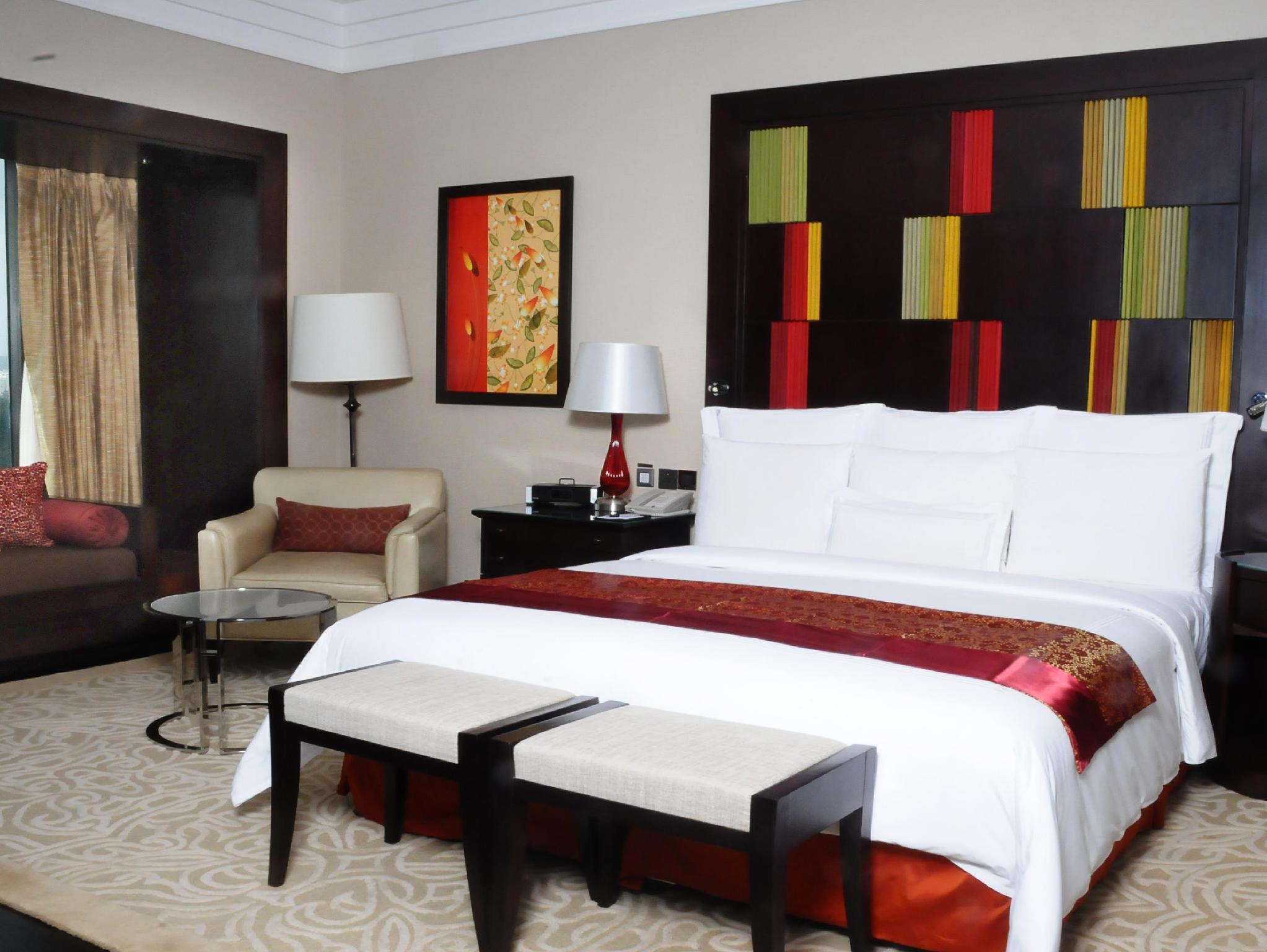 Deluxe, Guest room, 1 King or 2 Twin/Single Bed(s)