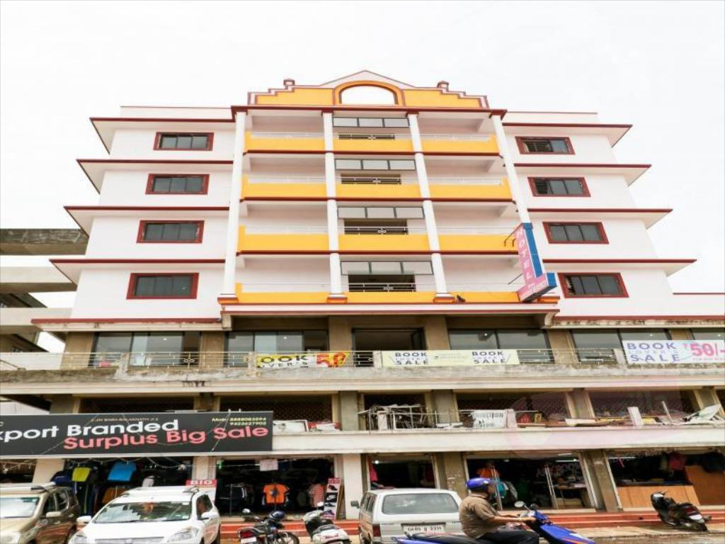 Экстерьер Hotel Shree Damodar Regency