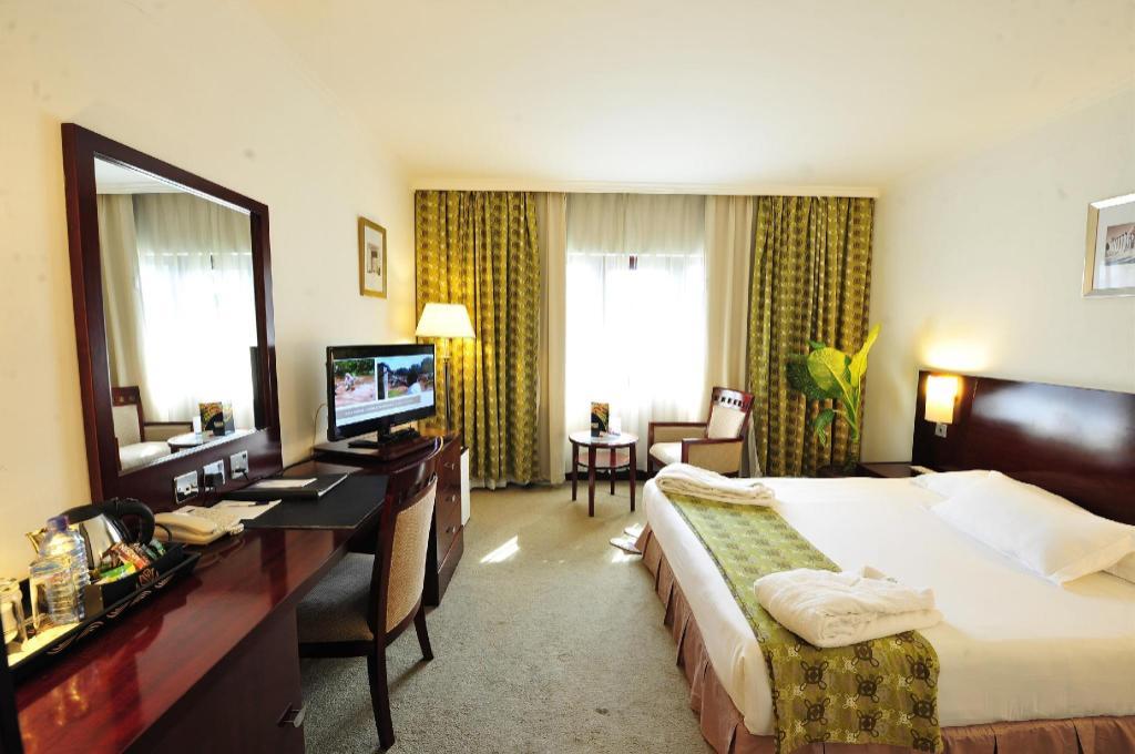 Golden Tulip Kumasi Hotel in Ghana - Room Deals, Photos
