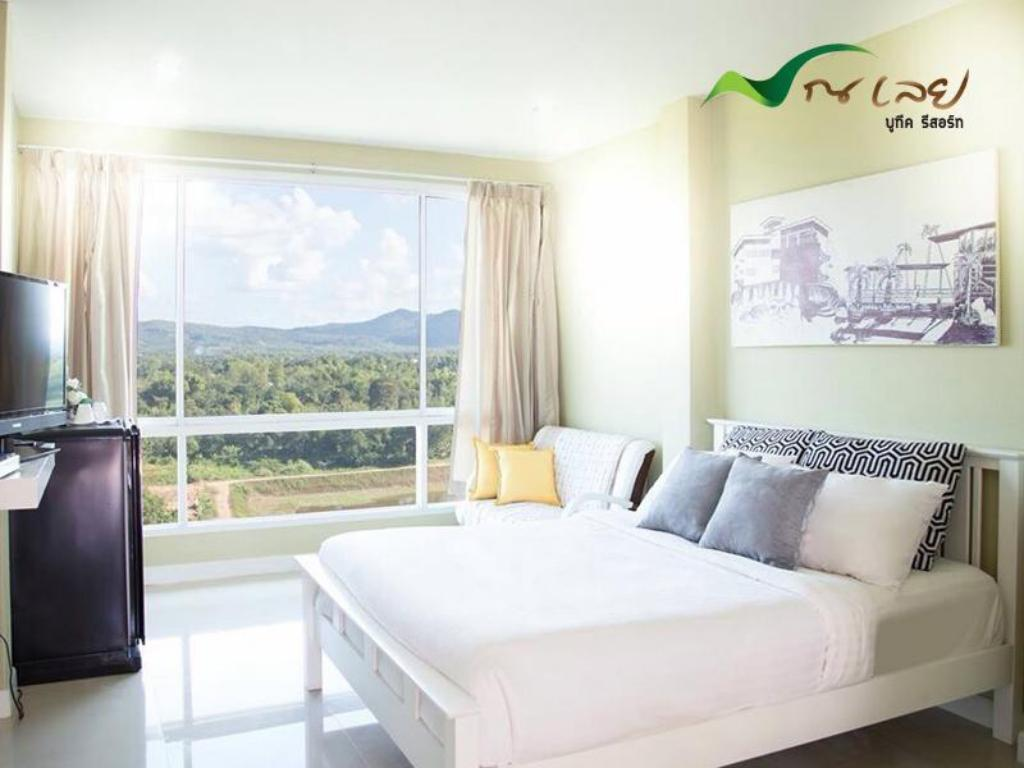 Deluxe - King Bed Na Loei Boutique Resort Hotel