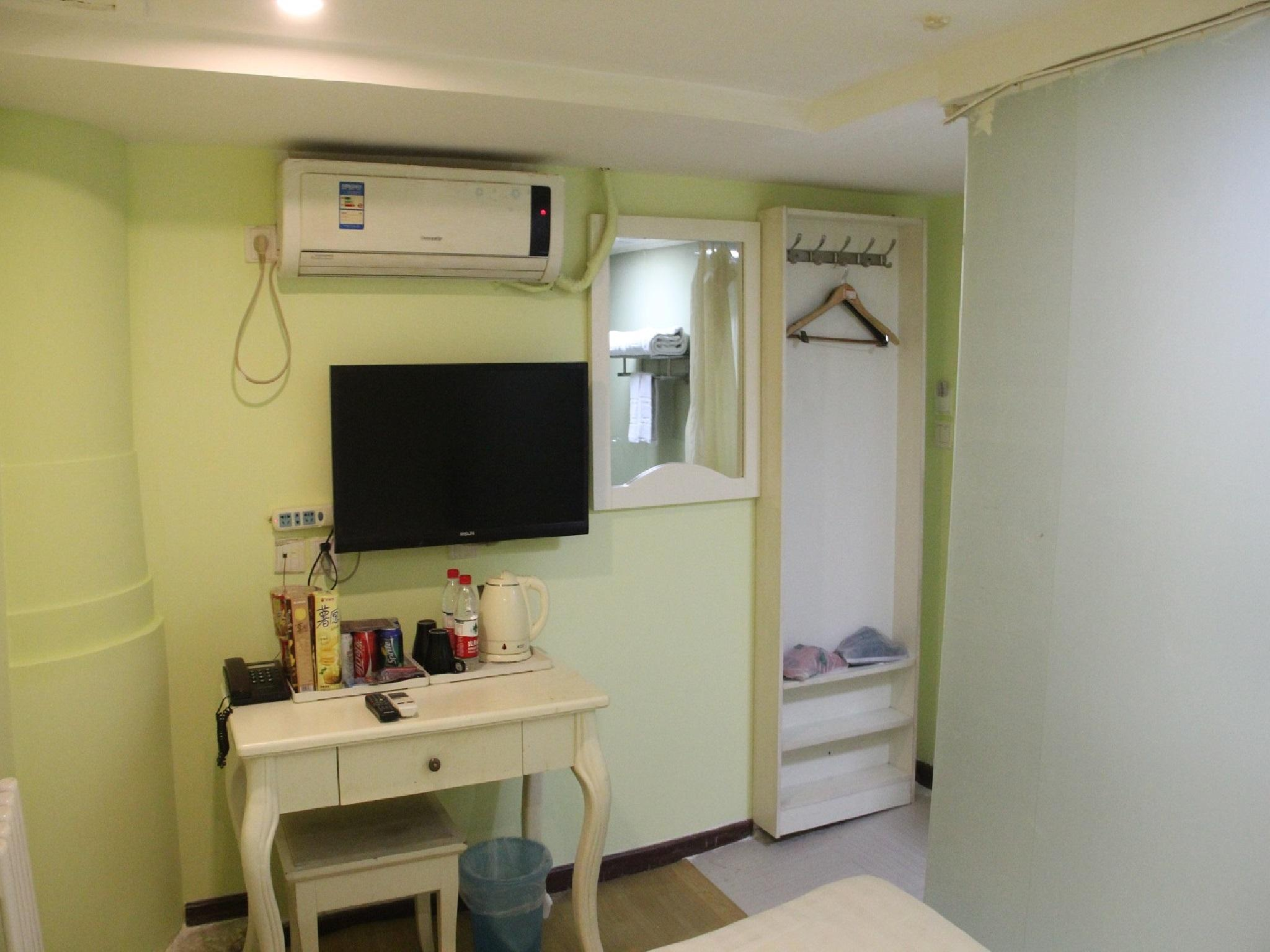 더블룸 (지하) (Basement Double Room)