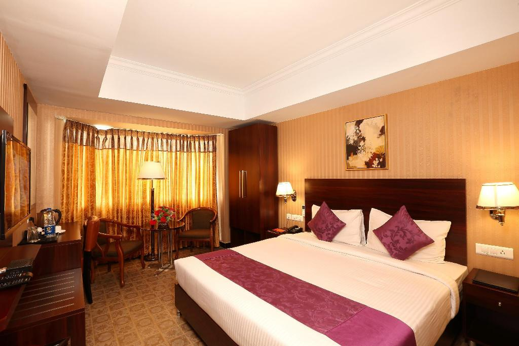 Standard Double Room - Guestroom Cochin Legacy