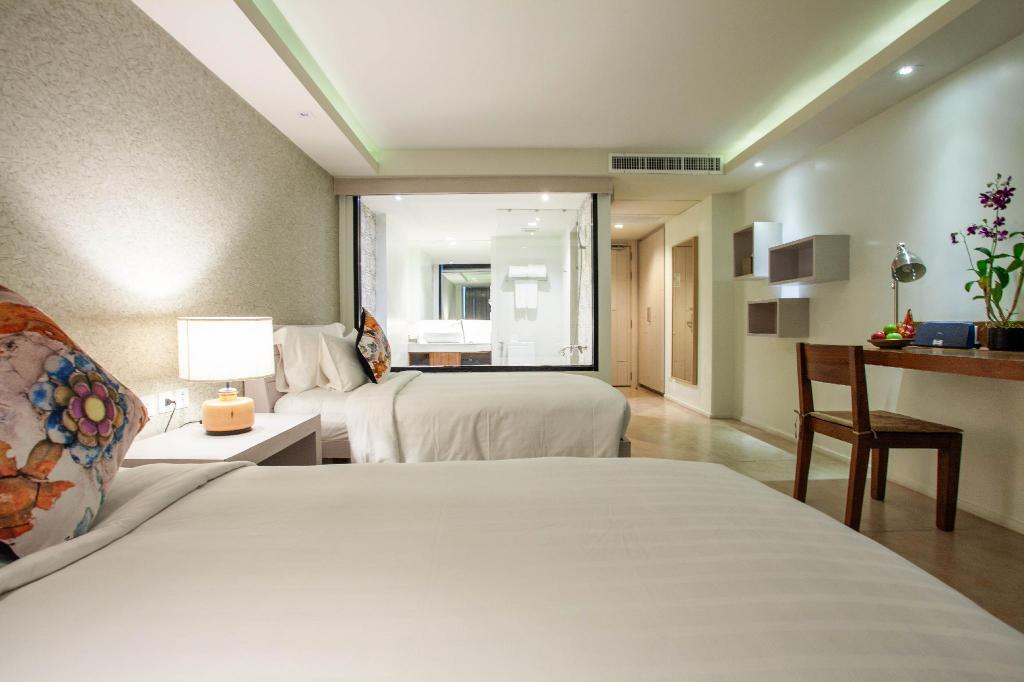 Superior - Bed U Zenmaya Phuket Resort