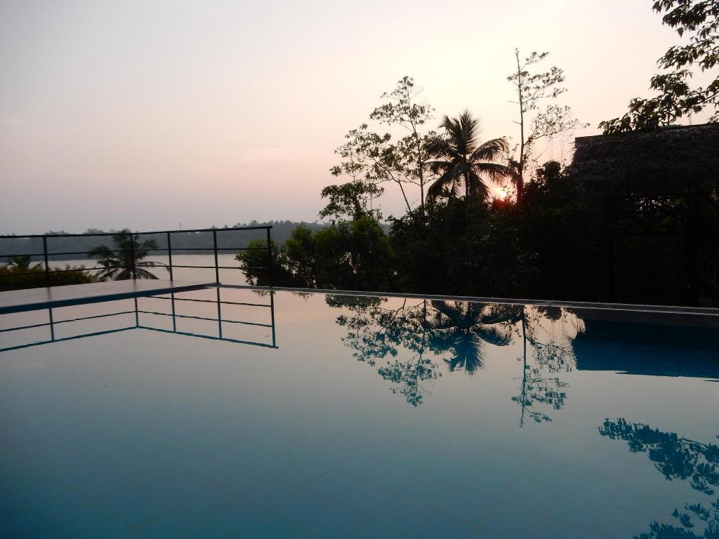 Swimming pool [outdoor] Kadolana Eco Village