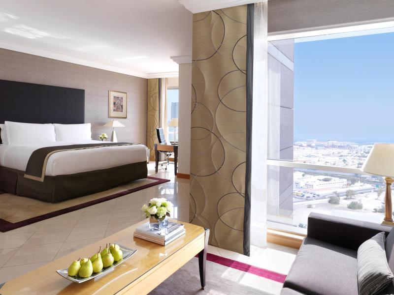 Apartament Fairmont Gold Junior (Fairmont Gold Junior Suite)