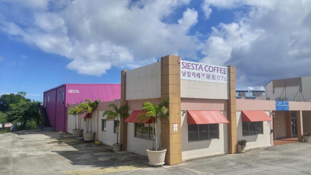 午睡咖啡旅館Siesta Lounge Capsule Hotel