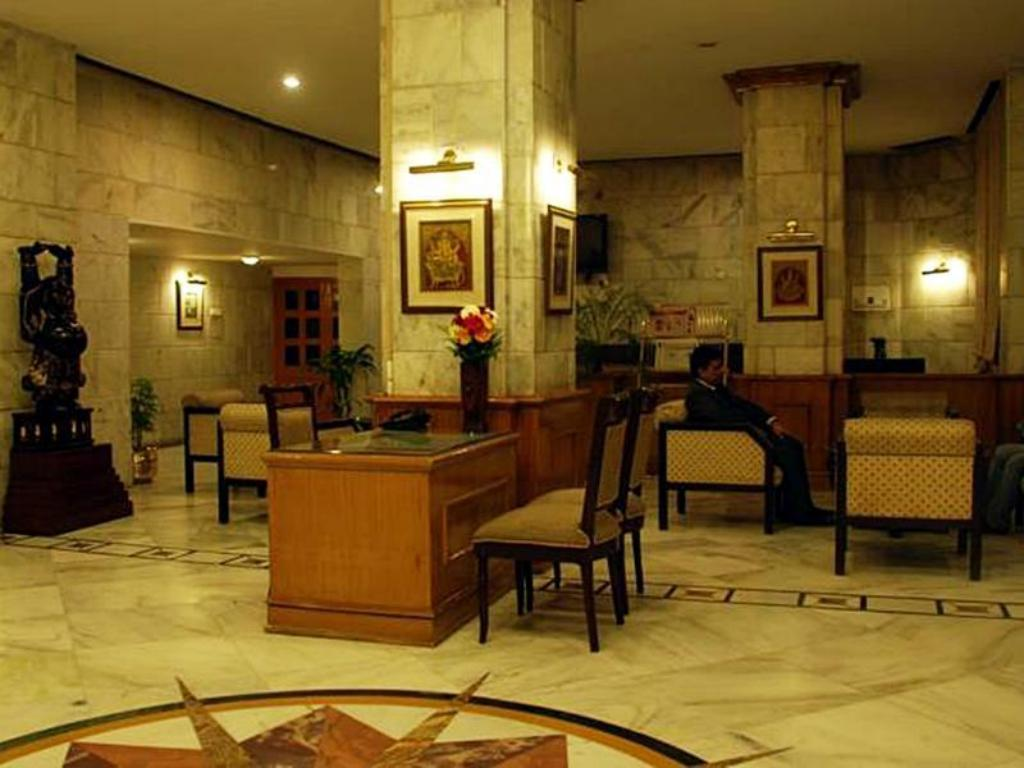 Interior view Hotel Haridwar Residency