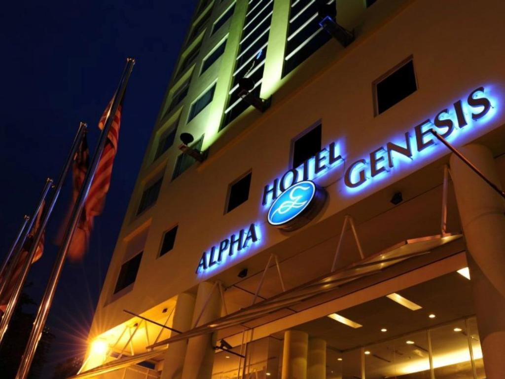 More about Alpha Genesis Hotel