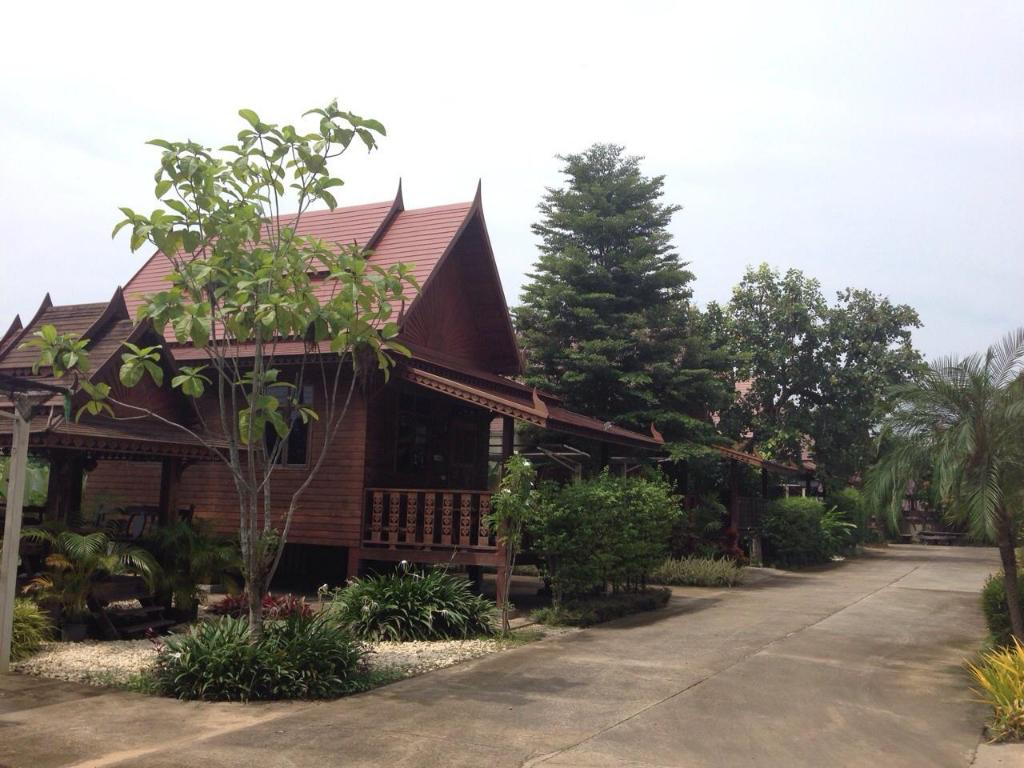 外觀 班邁雅精品Spa度假村 (Ban Mai Ngam Boutique Resort and Spa)