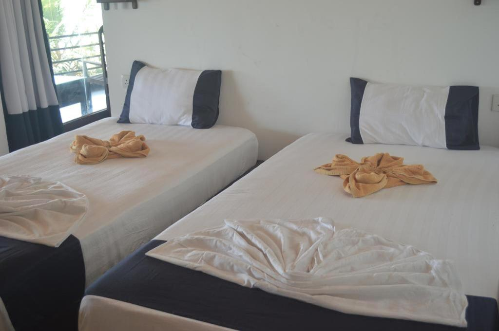 Double Room - Bed Yoho Gayana Guest House