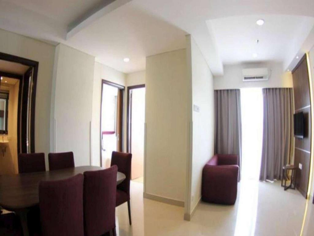 Interior view MG Suites Hotel Semarang