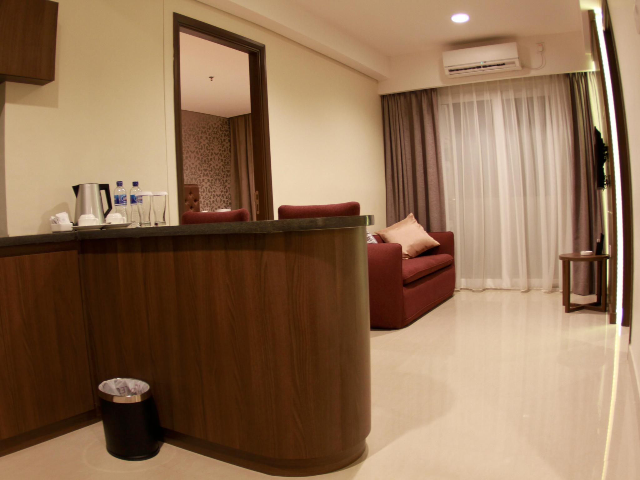 Business Suite kamer (Business Suite Room)