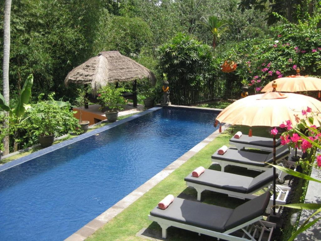 Swimming pool [outdoor] Villa Cepaka