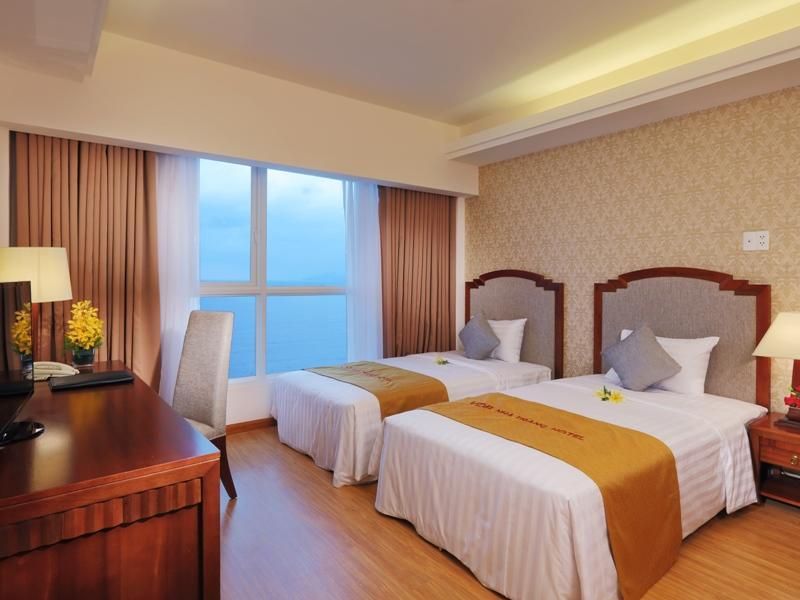 Katil Deluxe Twin Pemandangan Laut Senior (Senior Deluxe Twin Bed Sea View)