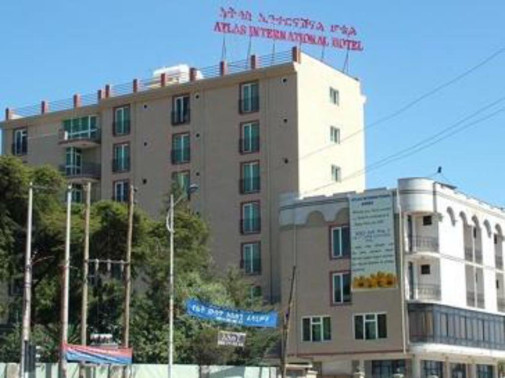 Atlas International Hotel in Addis Ababa - Room Deals