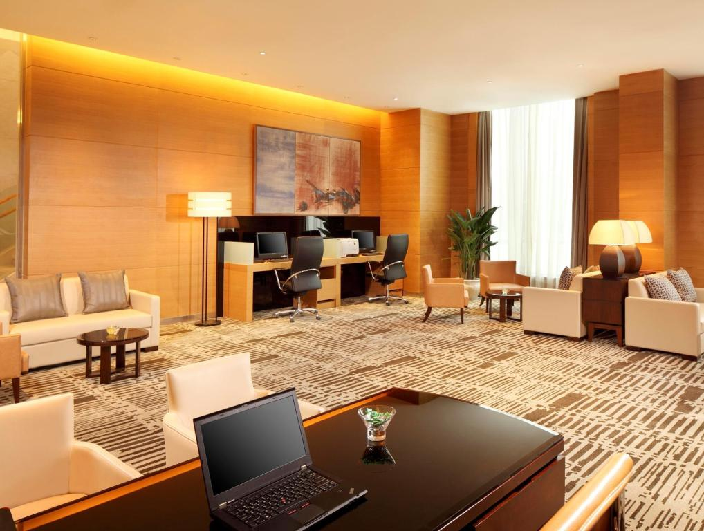 Vista interior Doubletree by Hilton Hangzhou East