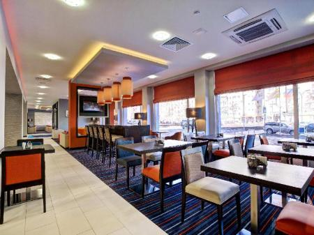 Interior view Holiday Inn Express Voronezh Kirova