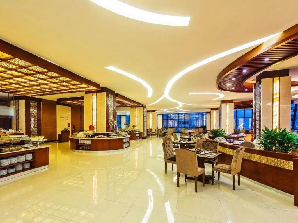 Interior view Muong Thanh Luxury Quang Ninh Hotel