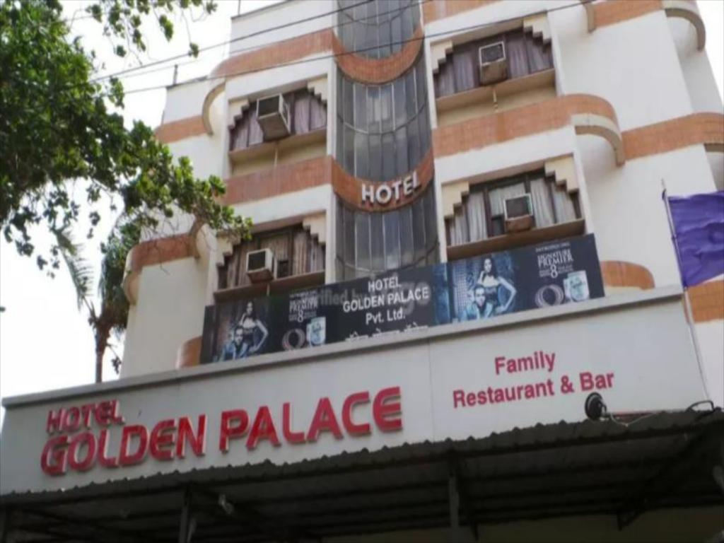 Hotel Golden Palace