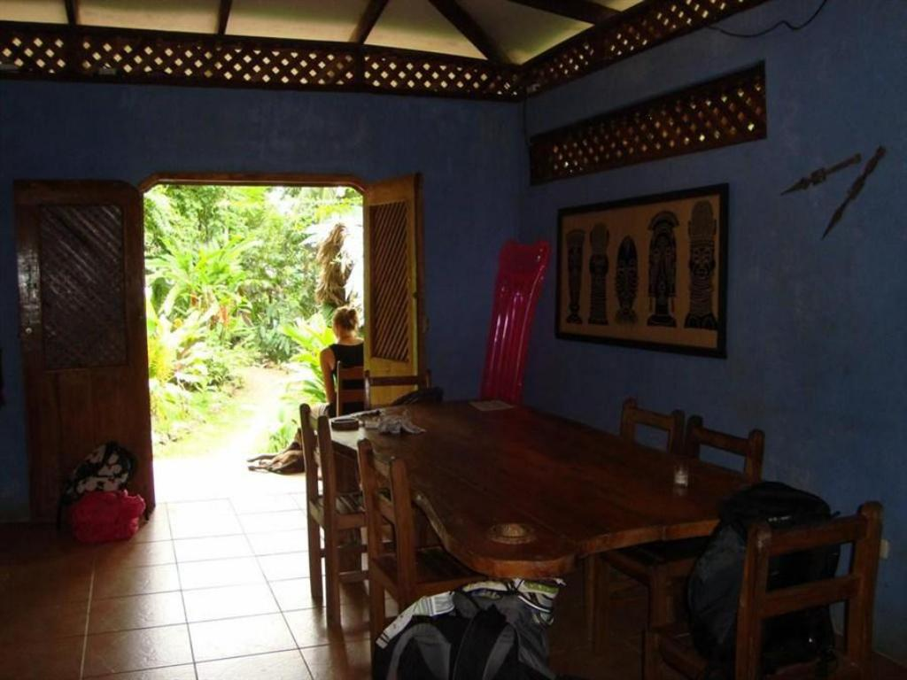 Interior view Spanish by the Sea - Puerto Viejo